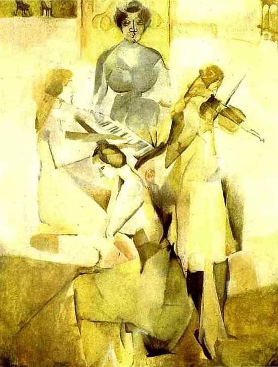 Marcel Duchamp - Sonata