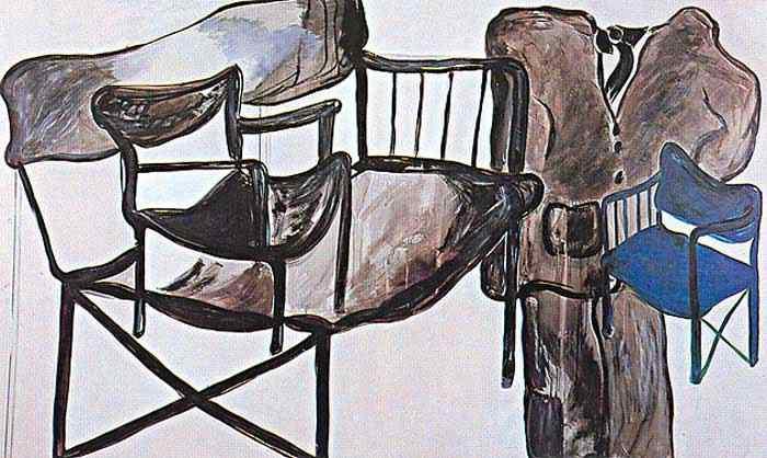 Marcia Grostein - Homem sem cabeça
