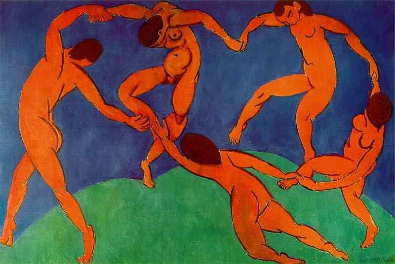 Henri Matisse - A Dança