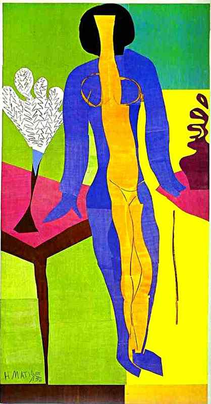 Henri Matisse - Zulma