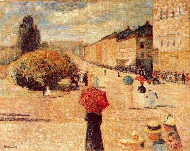 Edvard Munch - 1890