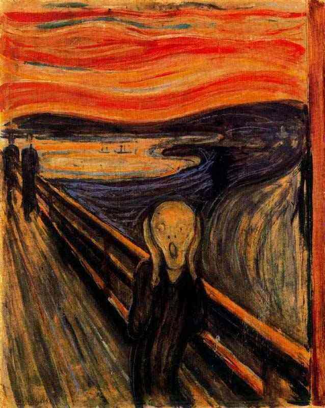 Edvard Munch - O grito