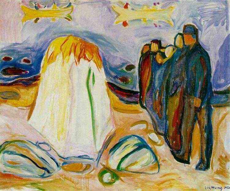 Edvard Munch - Reunião