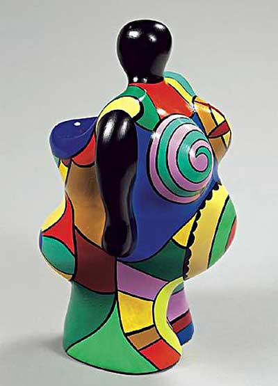 Niki de Saint Phalle - Califórnia Nana