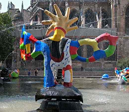 Niki de Saint Phalle - Sem título