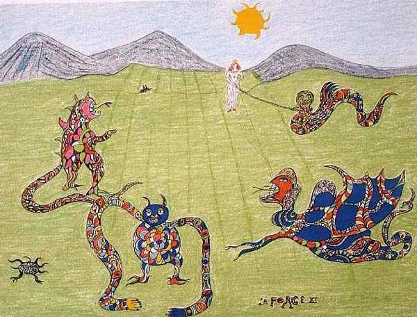 Niki de Saint Phalle - A força