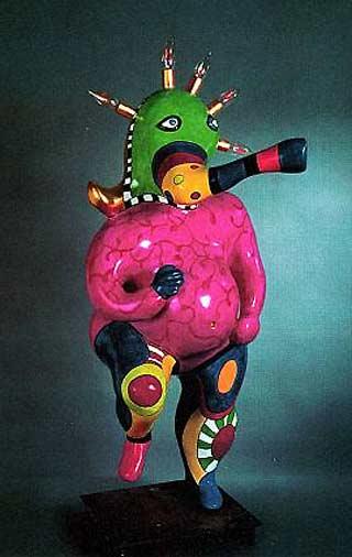 Niki de Saint Phalle - Ganesh