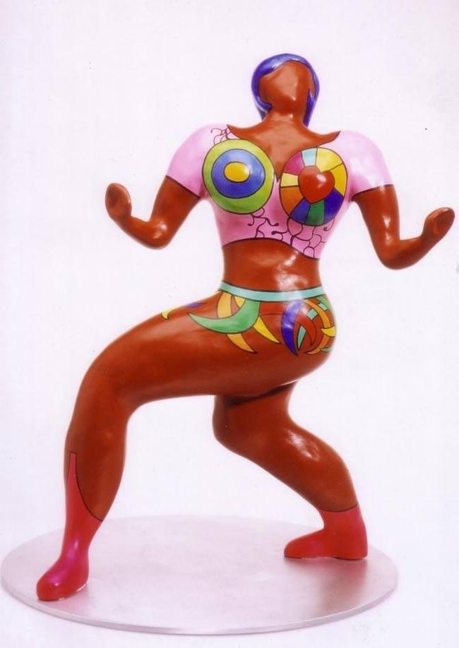 Niki de Saint Phalle - Josephine Baker