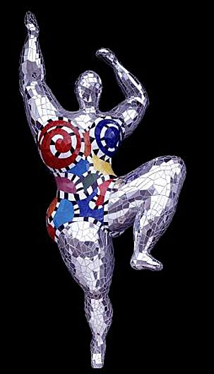 Niki de Saint Phalle - Nana