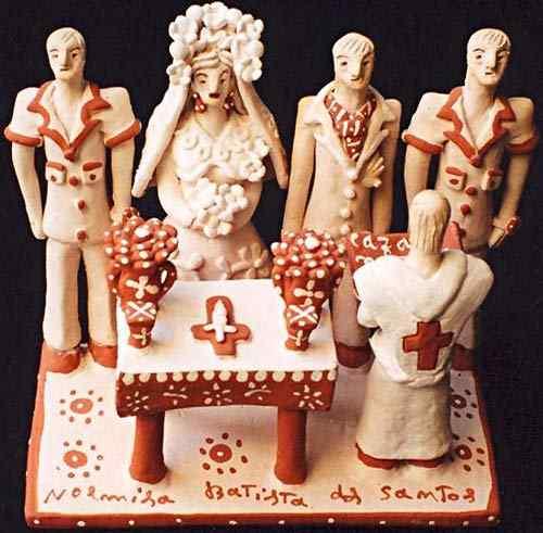 Noemisa Batista - Casamento