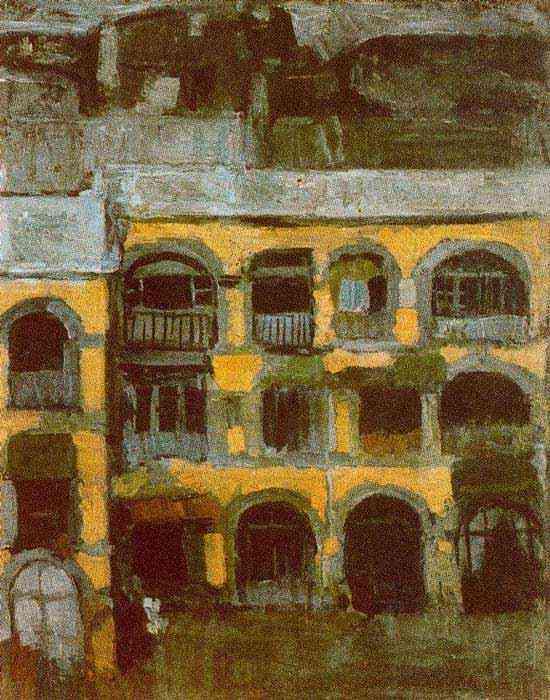 Pablo Ruiz Picasso - A casa azul