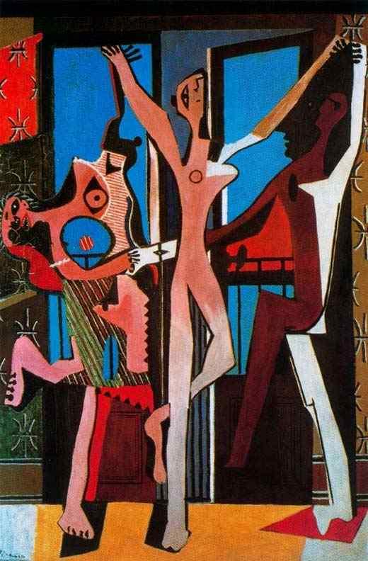 Pablo Ruiz Picasso - A dança