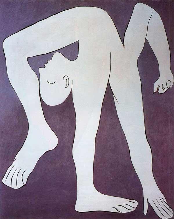 Pablo Ruiz Picasso - O acróbata
