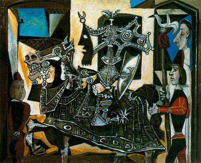 Pablo Ruiz Picasso - Jogo de pajens