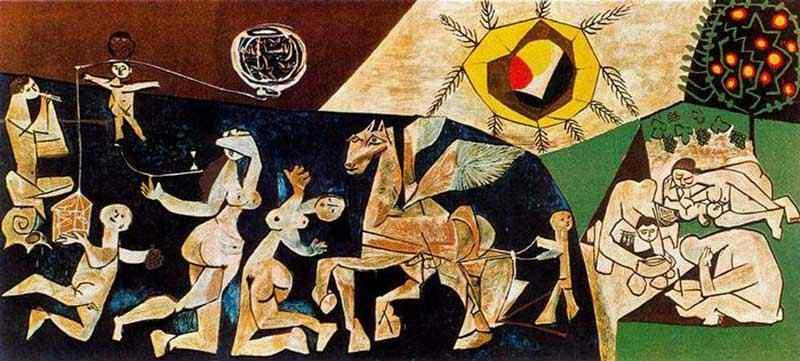 Pablo Ruiz Picasso - A paz