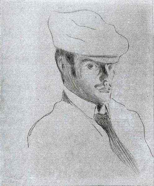 Paul Klee - Auto-retrato