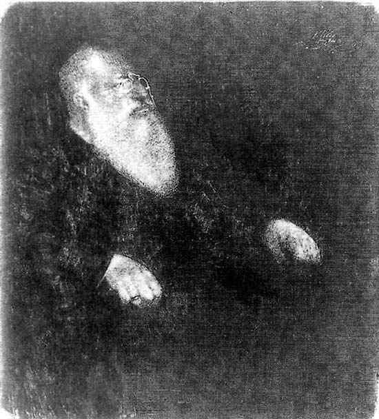 Paul Klee - Retrato de meu pai
