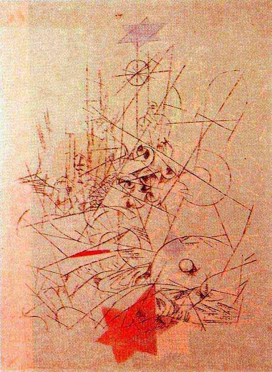Paul Klee - Destruição e esperança