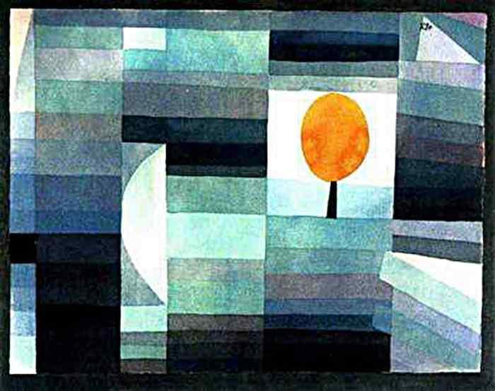 Paul Klee - A mensagem de outono