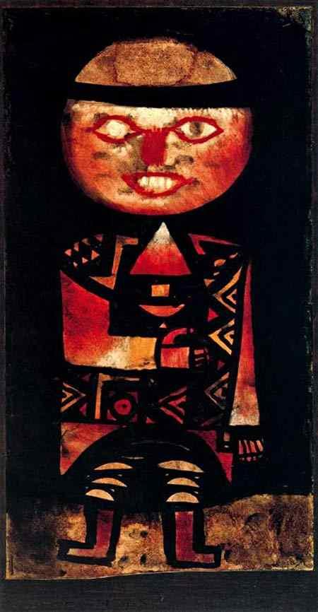 Paul Klee - Ator