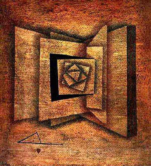 Paul Klee - Livro aberto