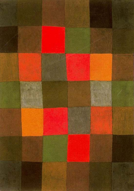 Paul Klee - Nova harmonia