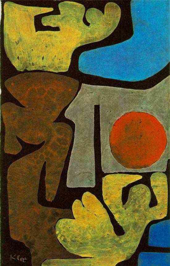 Paul Klee - Parque dos ídolos