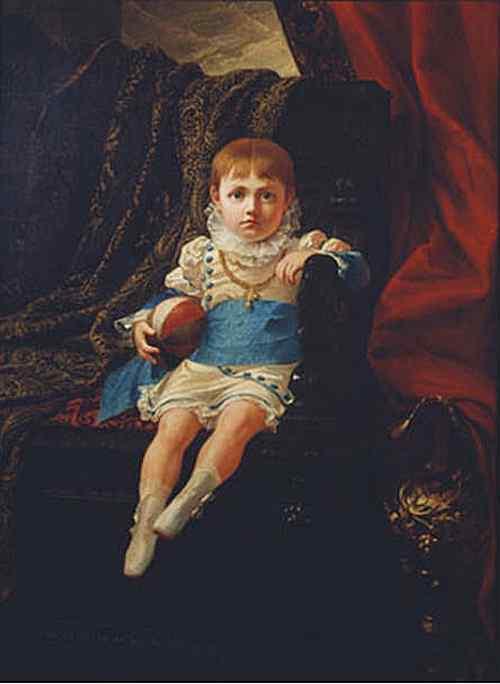Pedro Américo - D. João IV Infante, Duque de Bragança