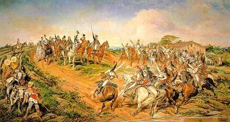 Pedro Américo - Independência ou Morte (O Grito do Ipiranga)