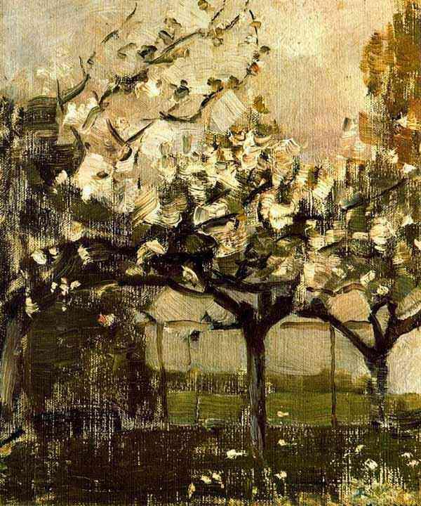 Piet (Pieter Cornelis Mondrian) Mondrian - Alberi