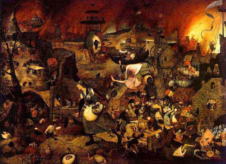 Pieter Brueghel - Dulle Griet