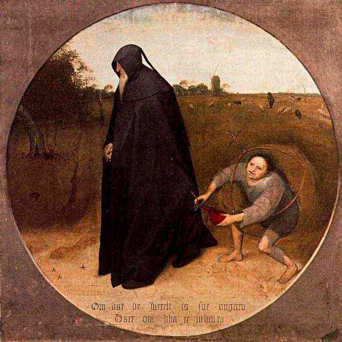 Pieter Brueghel - Mundo traidor
