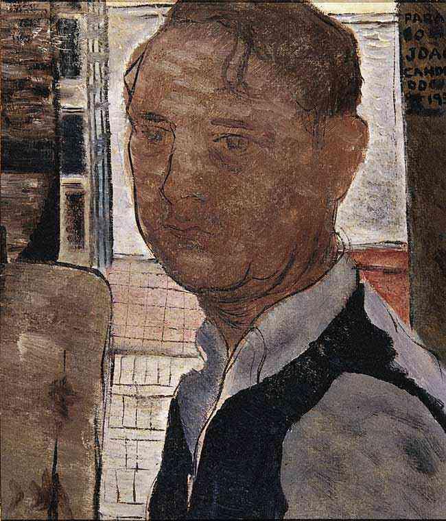 Cândido Portinari - Auto-retrato