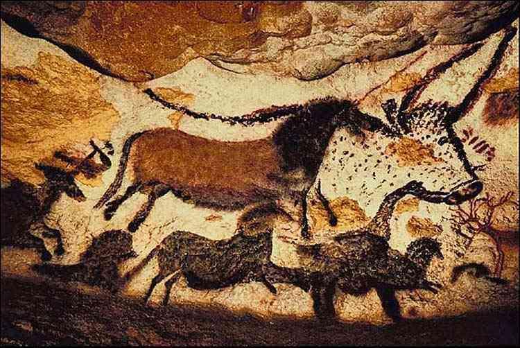 Pintura rupestre - Pintura rupestre