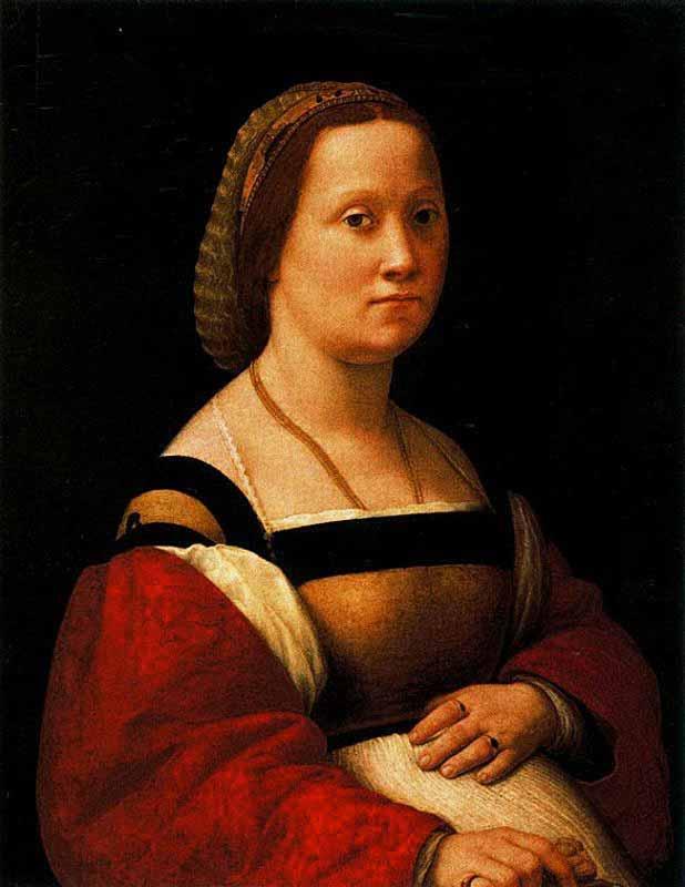 Raffaelo Sanzio Raphael - A grávida