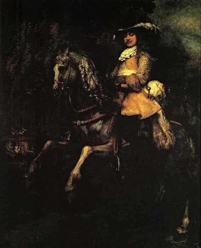 Harmensz van Rijn Rembrandt - Frederick Rihel
