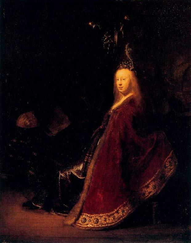 Harmensz van Rijn Rembrandt - Minerva