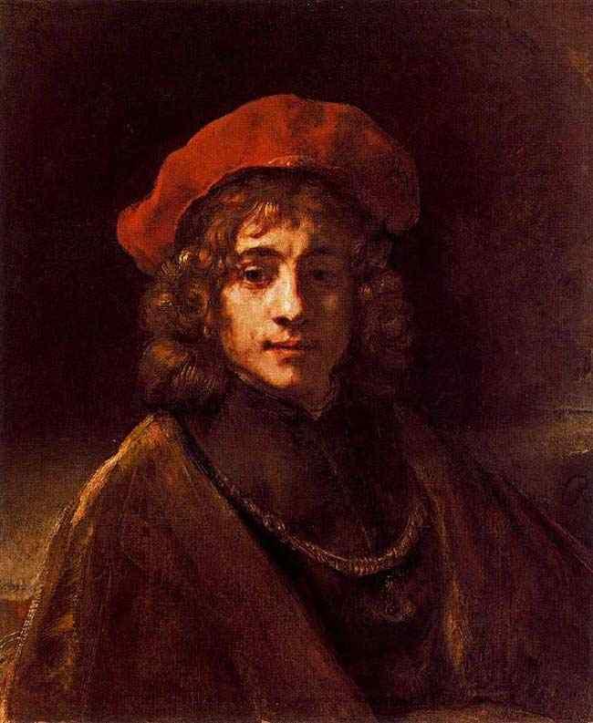 Harmensz van Rijn Rembrandt - Titus