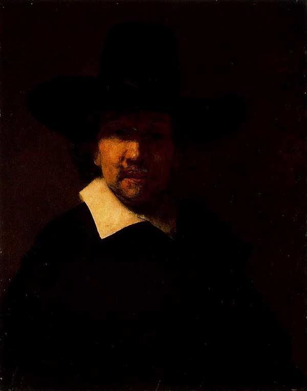 Harmensz van Rijn Rembrandt - Jeremias de Dekker