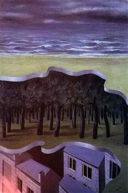 René Magritte - Panorama popular