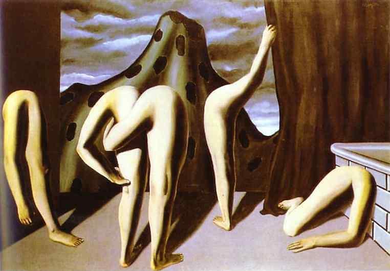 René Magritte - Intervalo