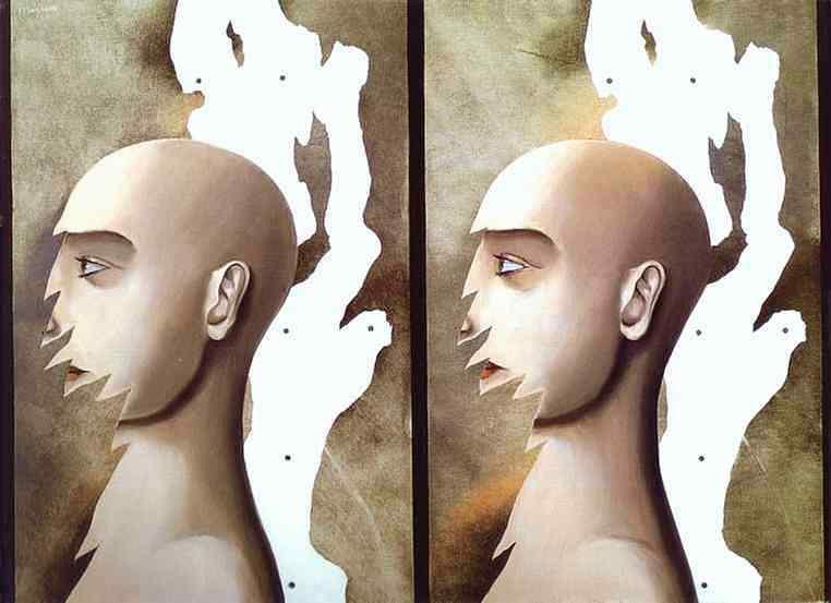 René Magritte - O fim das contemplações