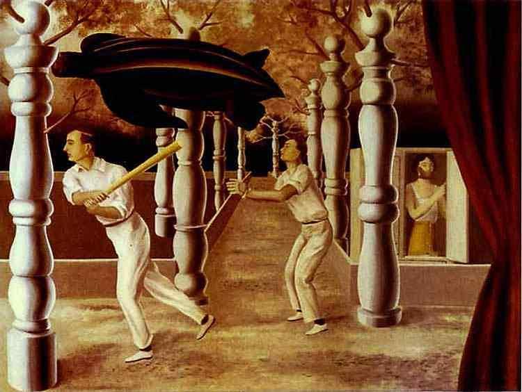 René Magritte - O jogador secreto