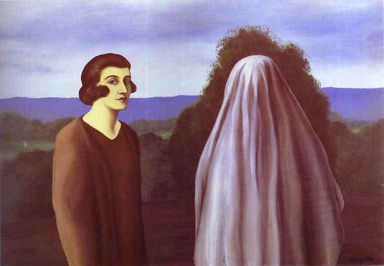 René Magritte - A invenção da vida