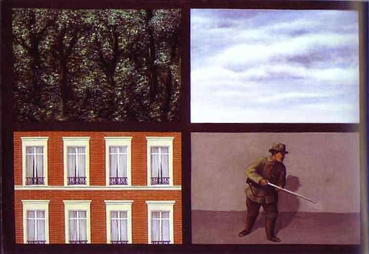 René Magritte - A idéia fixa