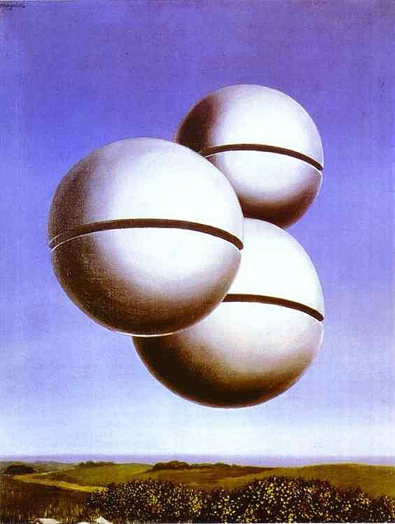 René Magritte - A voz dos ventos