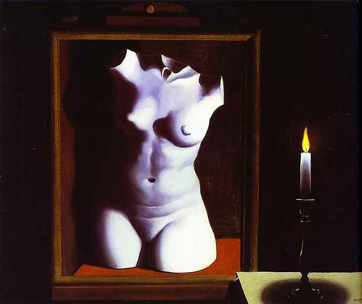 René Magritte - A luz da coincidência