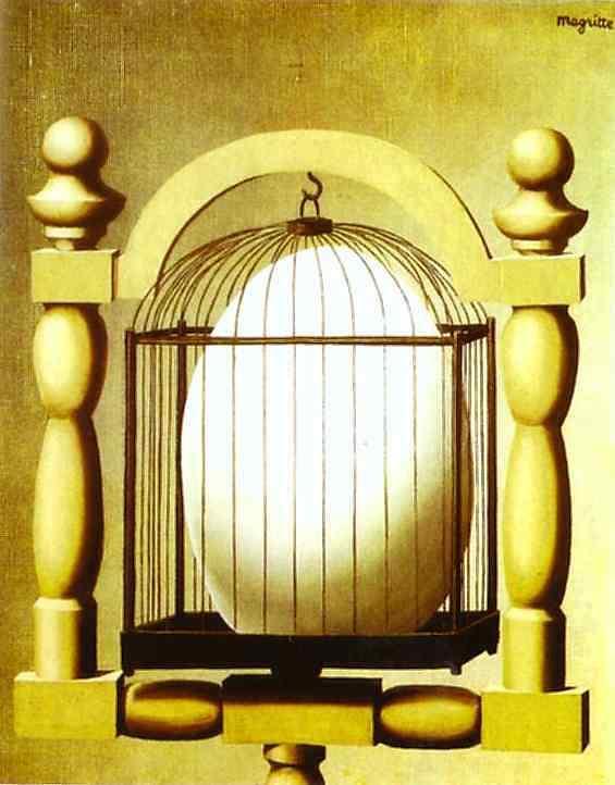 René Magritte - Afinidades eletivas