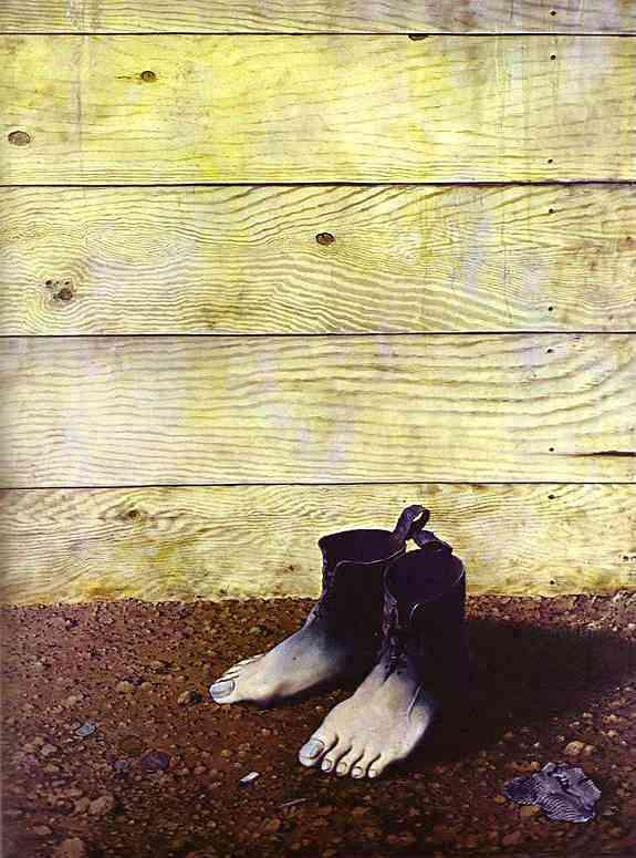 René Magritte - O modelo vermelho