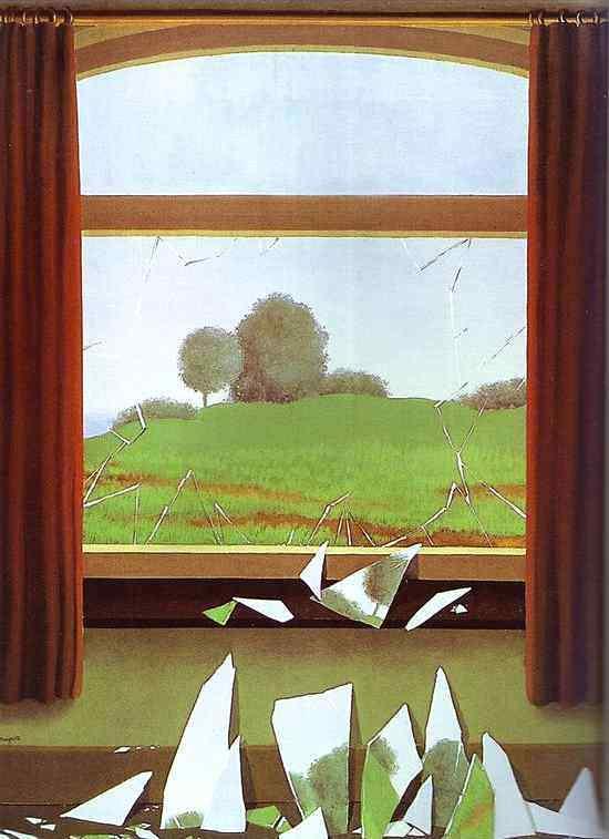 René Magritte - A chave dos campos